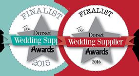 Dorset Wedding Supplier Awards Finalist